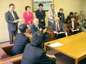 こんにちは 日本共産党福岡市議団 です